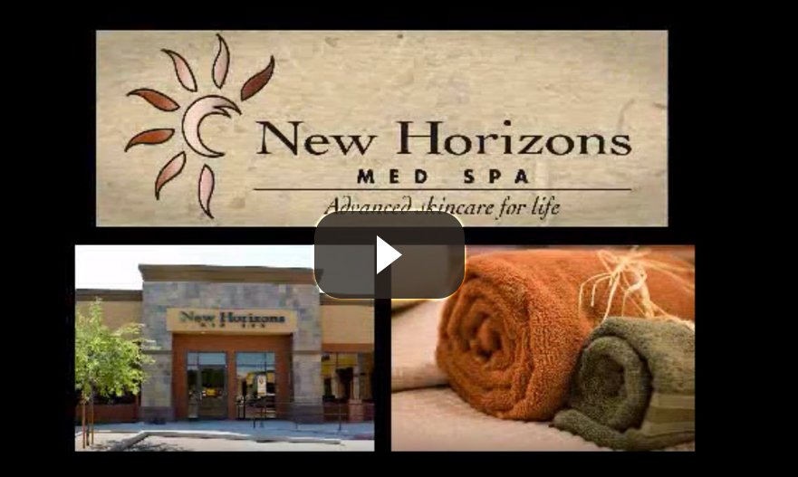 Watch Video: New Horizons Med Spa Commercial Chandler AZ